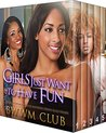 Girls Just Want To Have Fun: 5 Hot BWWM Romance Stories In 1