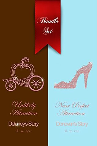 Unlikely Attraction - Delaney's Story & Near Perfect Attraction - Donovan's Story Bundle
