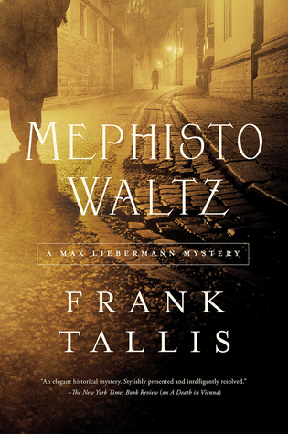 Mephisto Waltz (Liebermann Papers, #7)