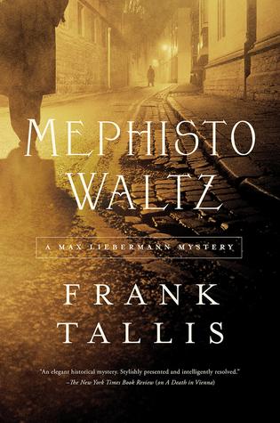 Mephisto Waltz (Liebermann Papers, #7)