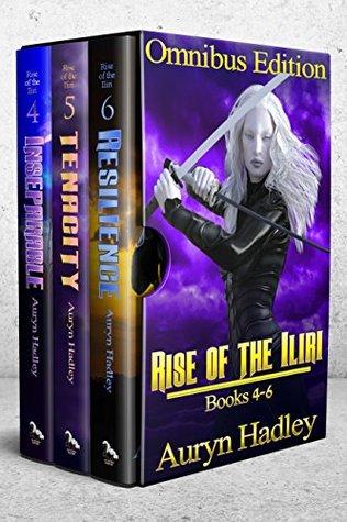 The Rise of the Iliri: Volumes 4-6 (Rise of the Iliri, #4-6)