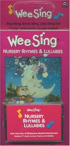 Wee Sing Nursery Rhymes & Lullabies (Book and Cassette)