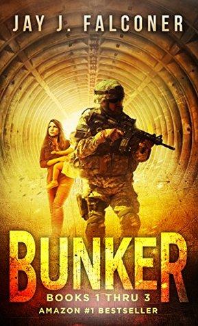 Bunker: Boxed Set (Bunker #1-3)