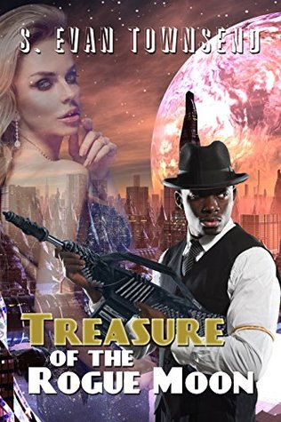 Treasure of the Rogue Moon (Treasures of Space Book 3)