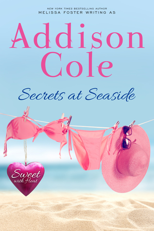 Secrets at Seaside (Sweet with Heat: Seaside Summers, #5)