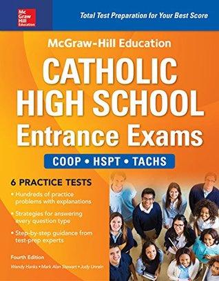 McGraw-Hill Education Catholic High School Entrance Exams, Fourth Edition