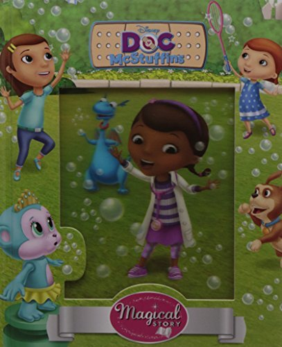 Disney Doc McStuffins Magical Story with Lenticular