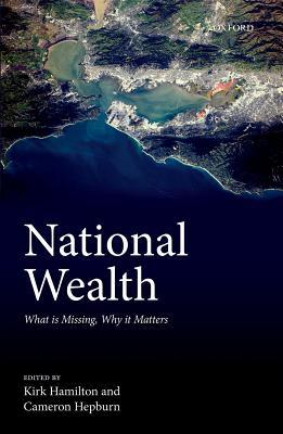 National Wealth: What Is Missing, Why It Matters