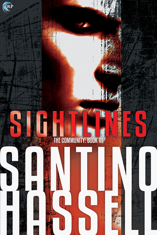 Release Day Review: Sightlines (The Community #3) by Santino Hassell