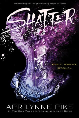 Shatter (Glitter, #2)