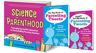 Science of Parenthood and Parenting Tweets 3 book set