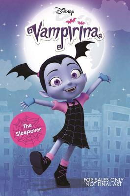 Disney Vampirina: The Sleepover Cinestory Comic