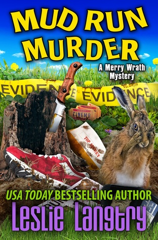 Mud Run Murder by Leslie Langtry