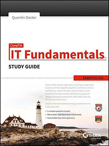 CompTIA IT Fundamentals Study Guide: Exam FCO-U51
