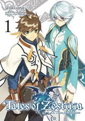 Image result for tales of zestiria a time of guidance vol. 1 cover