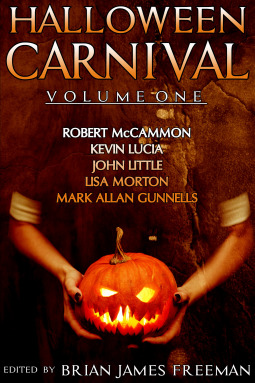 Halloween Carnival Volume 1 by Robert McCammon