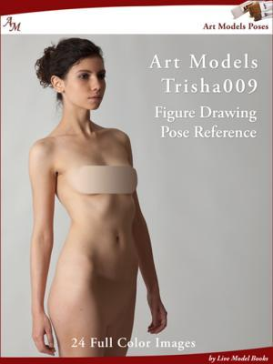 Art Models Trisha009: Figure Drawing Pose Reference