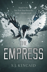 The Empress (The Diabolic, #2) by S.J. Kincaid