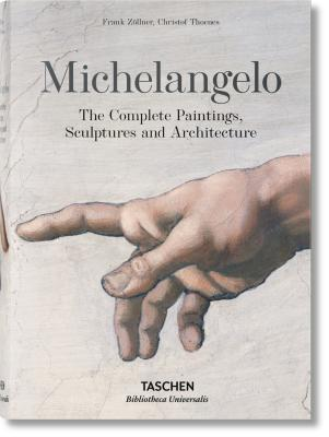 Michelangelo: The Complete Paintings, Sculptures and Architecture