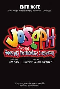 Andrew Lloyd Webber: Entr'Acte (Joseph And The Amazing Technicolor Dreamcoat) - SS/Piano