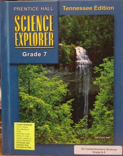 Science Grade 7 (Tennessee Edition)