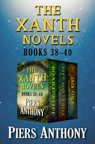 The Xanth Novels: Books 38–40