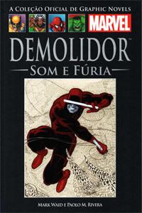 Demolidor: Som e Fúria (A Coleção Oficial de Graphic Novels Marvel, #73)