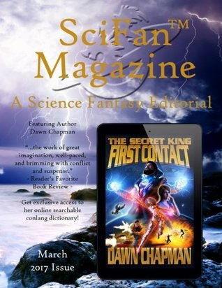 SciFan Magazine March 2017: A Science Fantasy Editorial: Volume 3