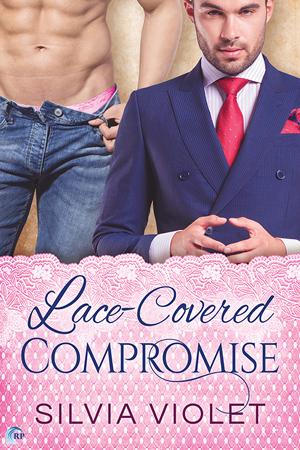 Release Day Review: Lace Covered Compromise by Silvia Violet