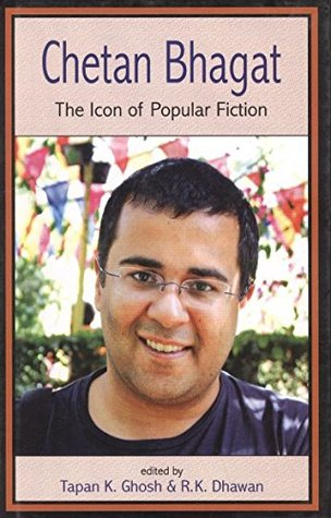 Chetan Bhagat the Icon of Popular Fiction