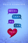 More Than We Can Tell (Letters to the Lost,