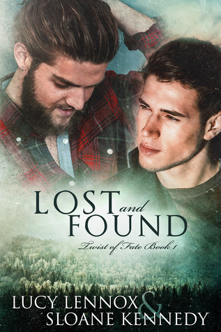 New Release Duo Review: Lost and Found by Lucy Lennox and Sloan Kennedy