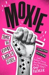 Book cover for Moxie