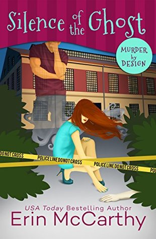 Silence of the Ghost (Murder by Design #2)