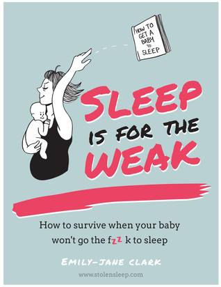 Sleep Is For The Weak by Emily-Jane Clark