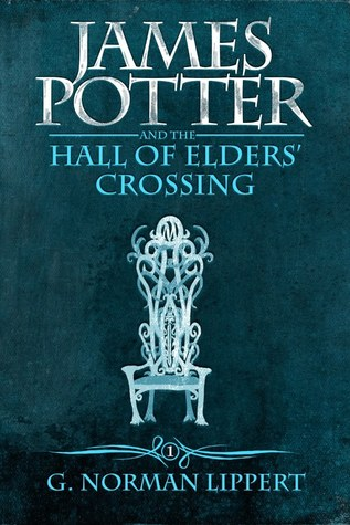 James Potter and the Hall of Elders' Crossing by G. Norman Lippert