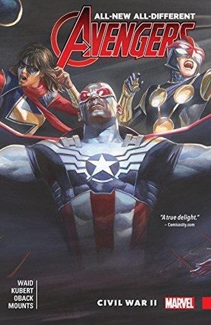 All-New, All-Different Avengers, Volume 3: Civil War II
