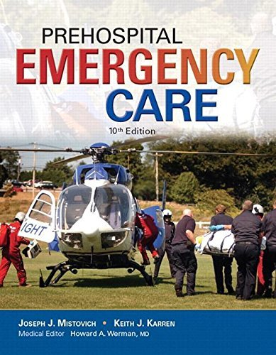 Prehospital Emergency Care; MyBradyLab with Pearson eText -- Access Card -- for Prehospital Emergency Care, Package (10th Edition)