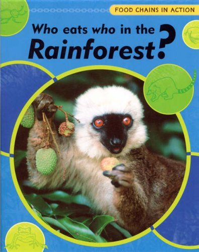 Who Eats Who In The Rainforest