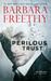 Perilous Trust (Off The Grid: FBI Trilogy #1)