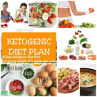 Ketogenic Diet Plan : 28-Day Ketogenic Diet Plan: For losing weight, this works like crazy (00 Book 1)