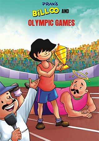 BILLOO AND OLYMPIC GAMES: ENGLISH COMICS