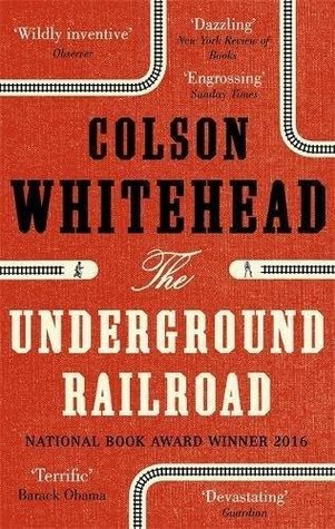 Image result for the underground railroad book