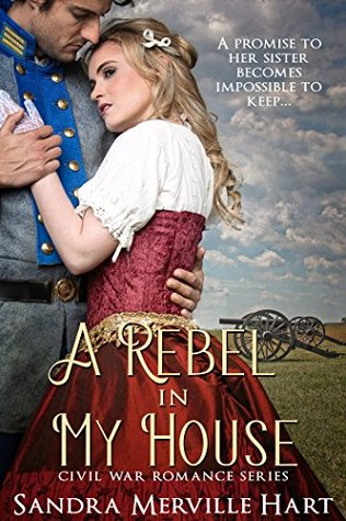 A Rebel in My House (Civil War Romance)