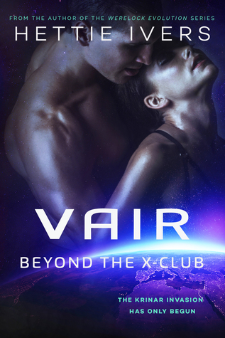 Vair: Beyond the X-Club Book Cover