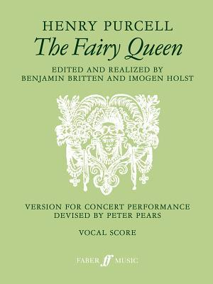 The Fairy Queen: English Language Edition, Vocal Score