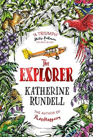 Image result for Explorer, Katherine Rundell