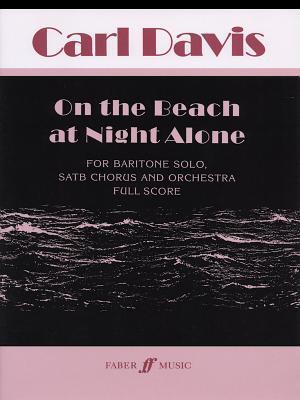 On the Beach at Night Alone: Score