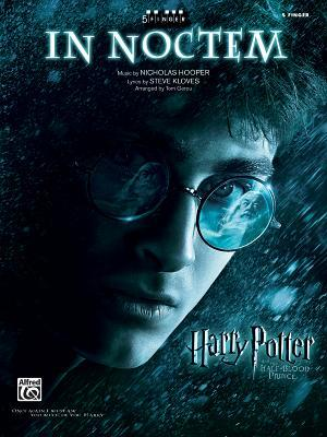 In Noctem (from Harry Potter and the Half-Blood Prince): Five Finger Piano, Sheet