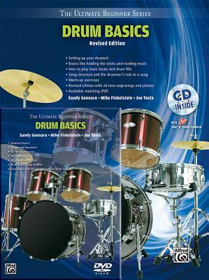 Drum Basics Mega Pack [With CD (Audio) and DVD]